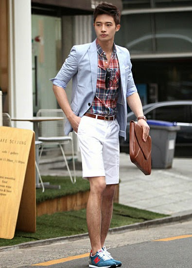 Round 1 Cut Off Shorts Korean Fashion Prefers A Well Ed Tailored Look That Cuts Slightly Above The Knees