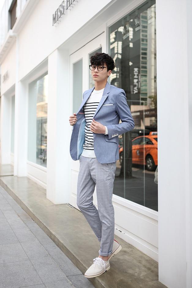 Korean Men's Fashion vs. American