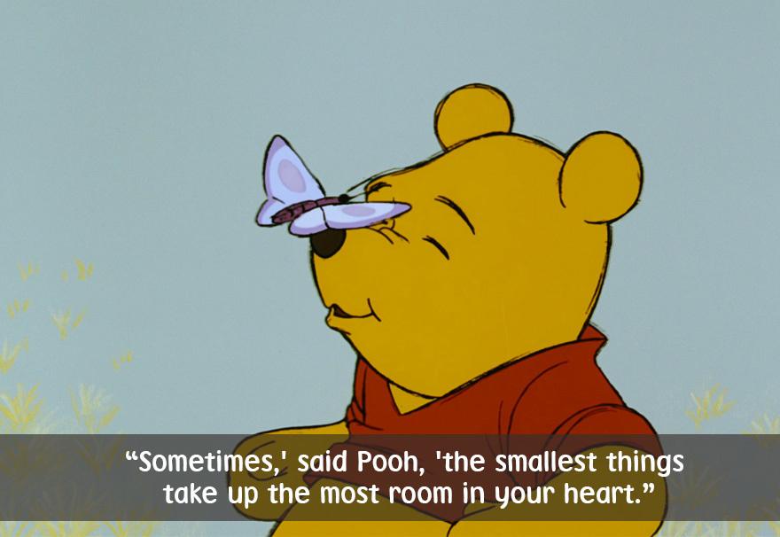 winnie the pooh svorio metimas