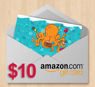 Amazon Gift Card [Email]