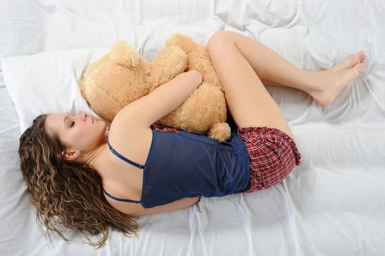 три девочки во сне для кино-производящих