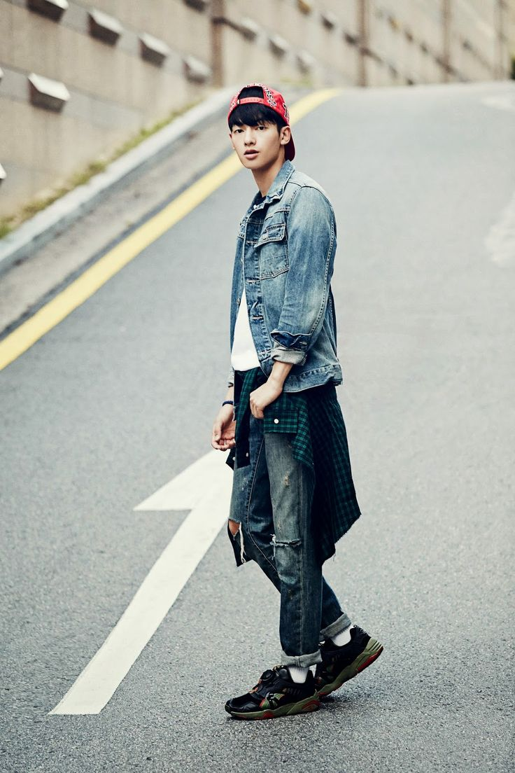 Flitto Content - Korean Mens Fashion vs. American Mens